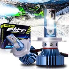 H4 HB2 9003 ELITE LED Headlight Kit Hi/Lo Beam Bulb for Arctic Cat