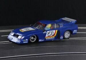 Racer Sideways Toyota Celica Blue Group 5 SW67 1/32 Slot Car