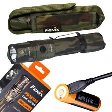 Fenix PD35 TAC Camo Edition 1000 Lumen Cree LED tactical Flashlight rechargeable