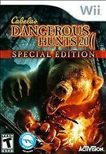 Cabela's Dangerous Hunts 2011: Special Edition (Wii)