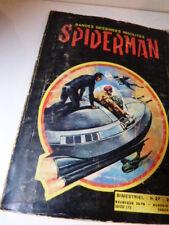 bandes dessinées insolites, spiderman  , N°27 ,1971 (car15)