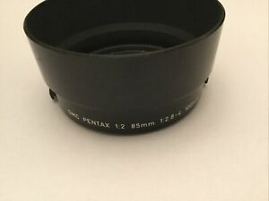 SMC Pentax 1:2 85mm Lens fit Lens Hood by ASAHI Opt.Co. Japan ORIGINAL !!