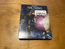 The Thing Blu ray*Scream Factory*Steelbook*Limited Edition*Sealed/NEW*OOP*