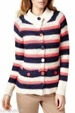 Per Una Button Striped Jumpers & Cardigans for Women