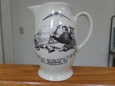 Commodore Perry Liverpool Pitcher Ultra Rare