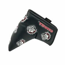 NEW University of Georgia Bulldog Putter Cover Fits Scotty Ping Odyssey Blade