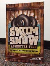 "Swim Tube - Snow Tube - Adventure Tube, Large - 40"""