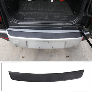 ABS Black Trunk Outer Guard Plate For Land Rover Defender 2020 2021(Soft)