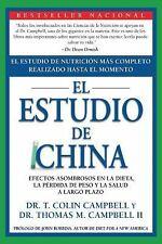 El Estudio de China: Efectos Asombrosos en la Dieta, la Perdida de Peso y la Sal