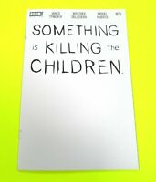 Something Is Killing The Children #11 BLANK variant  BOOM james tynion DC