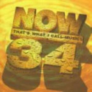 Various Artists : Now Thats What I Call Music! Vol. 34 CD FREE Shipping, Save £s