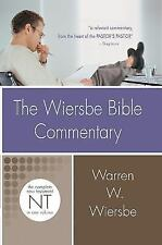 Wiersbe Bible Commentary NT: By Wiersbe, Warren W.
