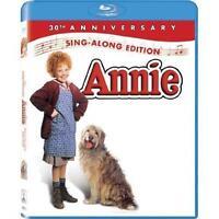 Annie (1982) (Blu-ray Disc 2012) Albert Finney, Carol Burnett,  30th Anniversary