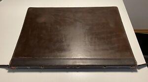 """Twelve South BookBook Vintage Braun mit Innentasche für 15"""" MacBook Pro"""