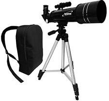 Travel Telescope Spotting Scope 400-70 Incl. Full Equipment + Backpack