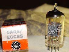 Vintage Ge Siemens  6aq8 Ecc85 Fm Tuner Tube Very Strong & Balanced 4 Available