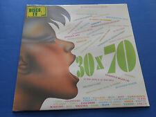 30 x 70 - Artisti e canzoni originali - LP SIGILLATO