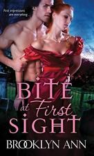 Bite at First Sight (Scandals with Bite)-ExLibrary