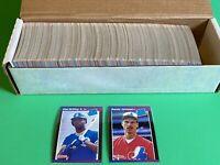 1989 DONRUSS Baseball Card COMPLETE SET Ken Griffey Jr Randy Johnson ROOKIES RC