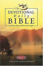 The Devotional Daily Bible: New King James Version: Arranged in 365 Daily Readin