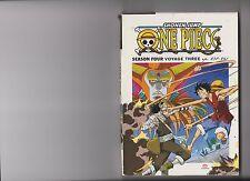 ONE PIECE SEASON 4 VOYAGE 3 DVD EPISODES 230 - 241 NTSC REGION 1 VERSION