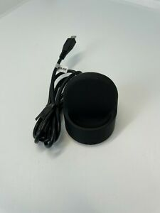 Genuine Original MOTOROLA Moto 360 Smartwatch Charger Dock Cradle SPN5845A Black