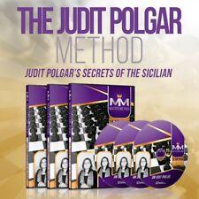 MASTER METHOD - The Judit Polgar method – GM Judit Polgar - Over 15 hours of Con