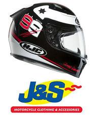 Gloss HJC Motorcycle Helmets