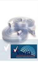 KENDALL COVIDIEN 9528 TUBING HOSES for EXPRESS & 700 SCD CONTROLLER - NEW SET!