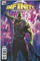 Infinity Countdown #3 Drax Varint Marvel Comic 1st Print 2018 Infinity war NM