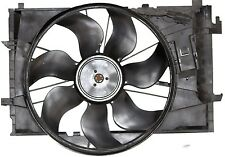 2009 Mercedes CLC C Class CL203 CDI C220 COUPE RADIATOR COOLING FAN & MOTOR