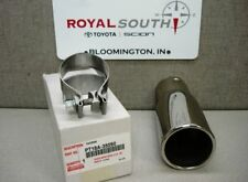 Toyota Tacoma 2005 - 2015 Exhaust Tip Genuine OEM OE