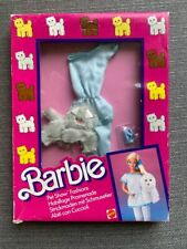 Vintage Barbie Ancienne PET SHOW FASHION / HABILLAGE PROMENADE 80's Superstar