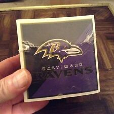 Baltimore Ravens team cube notepad