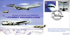 CC66 RAF Vickers VC10 flight refuelling cover Airliners FDC VC10 Postmark 2002