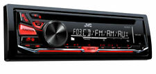 JVC KDR370 Single-DIN Car MP3 Stereo CD Player Receiver with Aux in | KD-R370