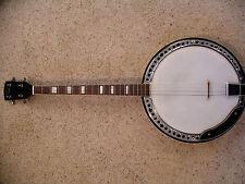 "Vintage KAY 4 String Banjo W/ case K1000T ""Artist"""