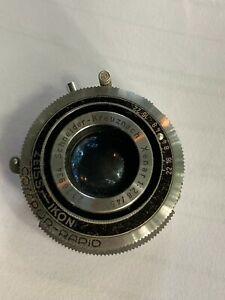 Zeiss Ikon Compur Schneider-Kreuznach Xenar 1:2,8/45mm Compur Rapid Lens Only