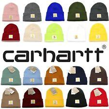Men's & Woman's Carhartt Acrylic Watch Hat Beanie Warm Winter Knit Cap Authentic