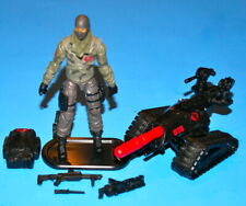 GI JOE RETALIATION ULTIMATE FIREFLY LOOSE COMPLETE