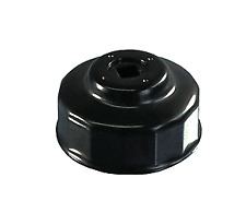 Motorcycle Oil Filter Wrench Removal Socket Tool 68mm - Fits Suzuki HF138