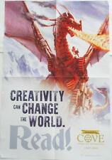 Mysteries Of COVE: Fires Of Invention  J. SCOTT SAVAGE  Promo Poster  22 x 15