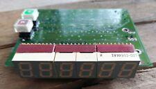 Audioarts Wheatstone CLK-55C SA Module Digital Clock Readout Console Studio