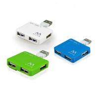 Ewent EW1127 mini HUB USB 2.0 4 porte - Mini 4 Port USB 2.0 Hub