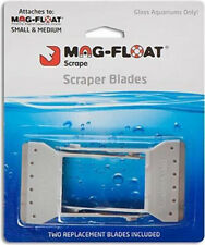 GULFSTREAM - Mag-Float Scraper Blades Small & Medium - 2 Pack