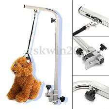 Adjustable Portable Grooming Bath Table Arm + Leash Pet Dog Bath Desk Accessory