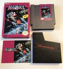 MagMax (Nintendo, NES) Complete in Box - CIB Mag Max