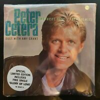 "PETER CETERA AMY GRANT - The Next Time I Fall ~2x 7"" Vinyl Single~ *FREE Single*"