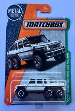 Matchbox Mercedes Benz G63 AMG 6x6 Brabus Sport Racing OEM SUV Twin Turbo