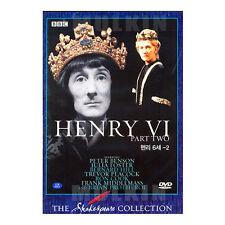 HENRY VI : PART TWO (1983) BBC Shakespeare DVD - Jane Howell (*New *All Region)